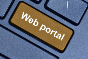 Optional Secure Client Portal with Accountants and Bookkeepers Web Design