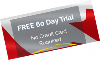 60 Day FREE Trial - NO Credit Card Required